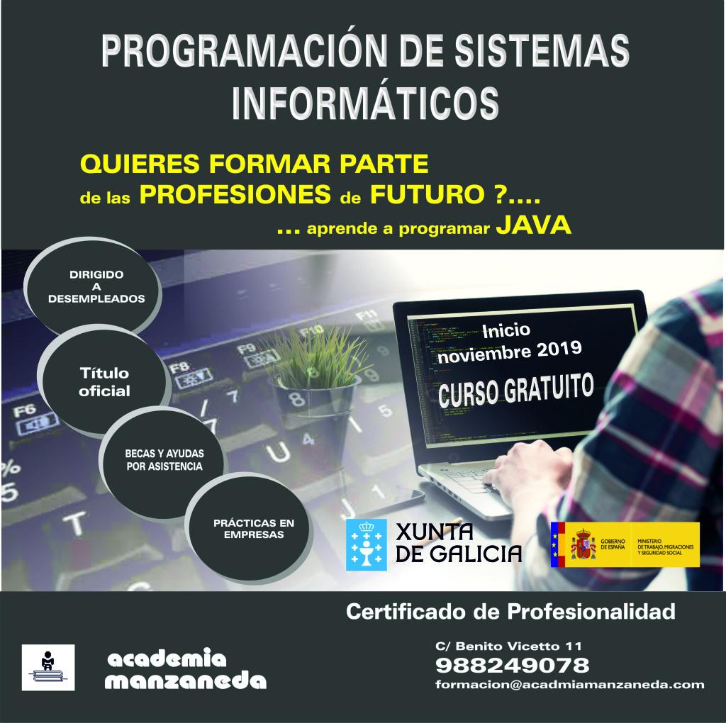cartel programador 2019 PARA REDES